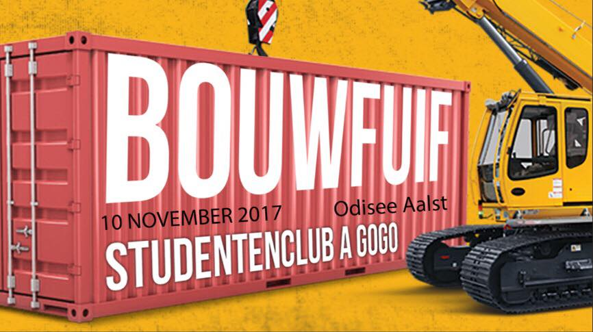 11 09 Bouwfuif Studentenclub A Gogo Odisee Aalst