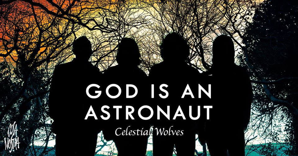 okt God is an Astronaut